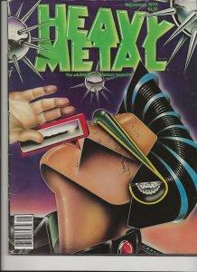 Heavy Metal Magazine #197909 (1979)