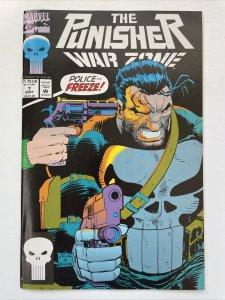 Punisher War Zone 7   1St Appearance Of Lynn Michaels