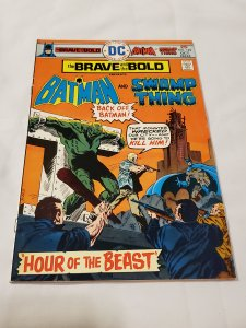 Brave and the Bold 122 FN Cover by Jim Aparo