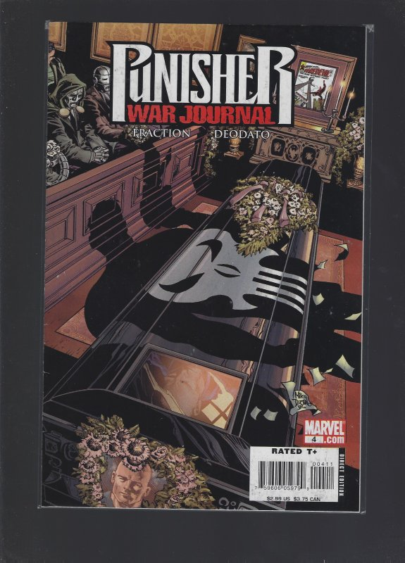 Punisher War Journal #4 (2007)