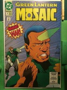 Green Lantern Mosaic #5