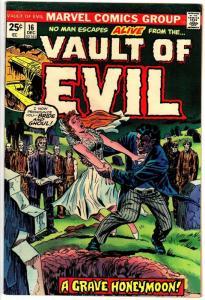 VAULT OF EVIL (1973) 16 FN-  Dec. 1974