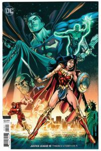 Justice League #18 Variant Cvr (DC, 2019) NM