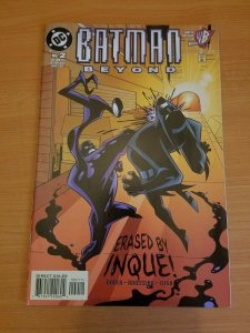 Batman Beyond #2 ~ NEAR MINT NM ~ (1999, DC Comics)