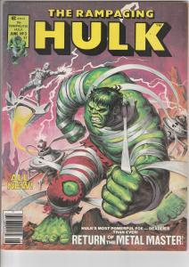 Rampaging Hulk #3