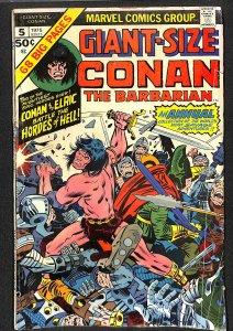 Giant-Size Conan #5 (1975)