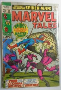 Marvel Tales (Marvel) #24, 4.0 (1970)