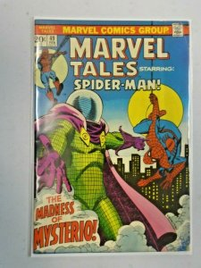 Marvel Tales #49 Spider-Man The Madness of Mysterio 4.0 VG (1974)