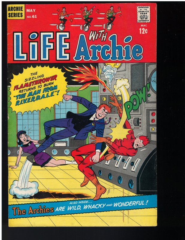 Life With Archie #61 (1967)