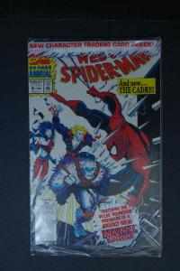 Web of Spider-Man Annual #9 1993 The Cadre