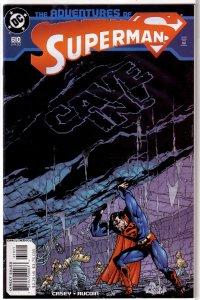 Adventures of Superman   vol. 1   #610 VF/NM