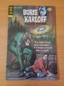 Boris Karloff Tales of Mystery #69 ~ VERY FINE VF ~ (1976, Gold Key Comics)