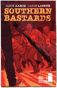 SOUTHERN BASTARDS #1, NM, 1st print , 2014, Jason Aaron, Latour, more in store