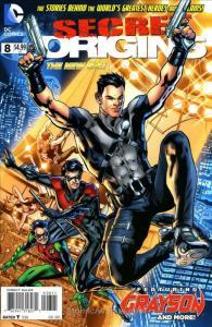 Secret Origins (4th Series) #8 VF/NM; DC | save on shipping - details inside