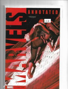Marvels Annotated Book #4 A Alex Rose  NM  nw06