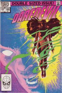 Daredevil (1964 series) #190, VF+ (Stock photo)