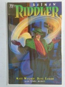 Batman Riddler #1 4.0 VG (1995)