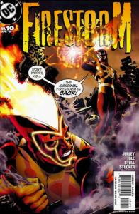 Firestorm (2nd Series) #10 VF/NM; DC | save on shipping - details inside