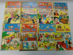 Bronze age Archie and Me comic lot 45 different average 4.0 VG (1971-83)