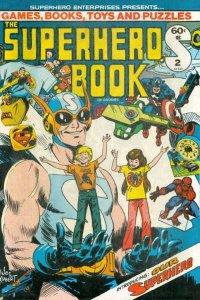 Superhero Book of Goodies #2, VG+ (Stock photo)