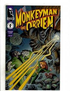 Monkeyman And O'Brien #3 (1996) OF15