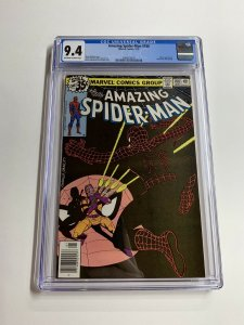 Amazing Spider-man 188 Cgc 9.4 Marvel Bronze Age