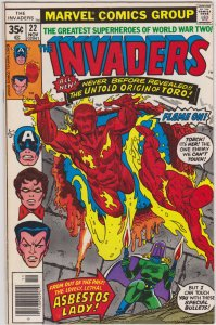 The Invaders #22 (1977)