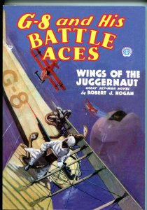 G-8 & His Battle Aces #22 7/1935-Adventure House reprint-2006-Hogan-pulp-VF/NM