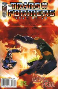 Transformers, The: Best of UK: City of Fear #2 VF/NM; IDW | save on shipping - d