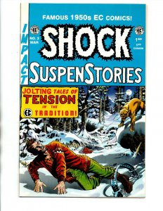 Shock Suspenstories #3 - EC Comics - 1950s reprint - 1993 - NM