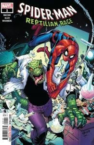 Spider-Man Reptilian Rage #1 (Marvel, 2019) NM