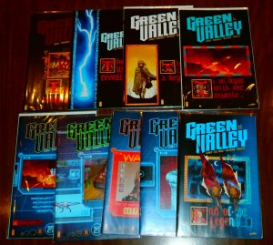 Green Valley   #1-9 (complete set)