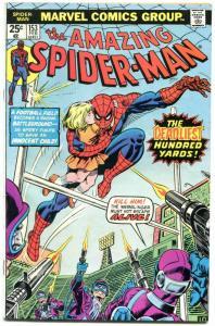 AMAZING SPIDER-MAN #153 1975-comic book-MARVEL COMICS