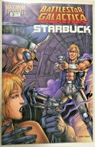 *Battlestar Galactica ('95; Maximum) 1-4 Liefeld; 18 Books