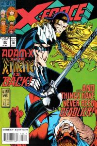 X-Force (1991 series) #30, NM (Stock photo)