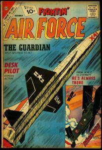 Fightin' Air Force #30 1961- Charlton War comic- Korean War FN/VF