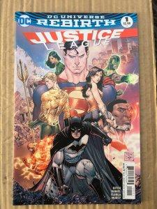 Justice League #1 (2016)
