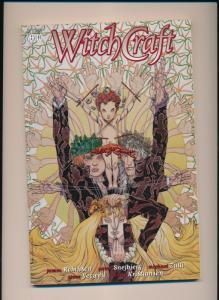 DC/Vertigo Comics Witch Craft Graphic Novel GN (1996) ~ VF/NM (PF170)