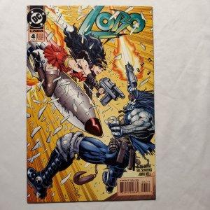 Lobo 4 Near Mint-