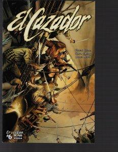 El Cazador #6 (CrossGen, 2003)