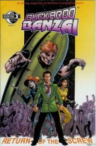 Buckaroo Banzai: Return of the Screw #2, NM- (Stock photo)