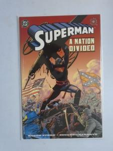 Superman A Nation Divided  #1 - 8.0 VF - 1999