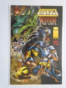 Badrock Wolverine (1996) #1 - VF - 1996