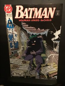 Batman #450 (1990) Wow!  high-grade joker cover Key! NM- Wow!