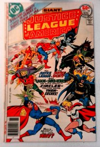Justice League of America #148 DC 1977 FN Bronze Age Comic Book 1st Print