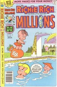 RICHIE RICH MILLIONS (1962-1982) 97 VF-NM Oct. 1979 COMICS BOOK