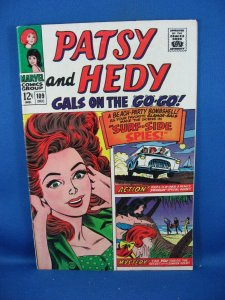 Patsy and Hedy #109 (Dec 1966, Marvel) Fine VF