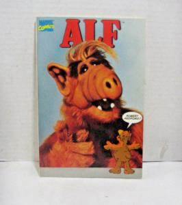 ALF VOLUME 1, NM-, Graphic Novel, Marvel, 1988 1990 more in store