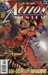 ACTION COMICS (1938 DC Comics) #825