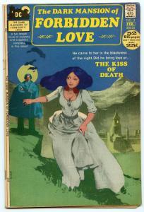 Dark Mansion of Forbidden Love 3 Feb 1972 VG+ (4.5)
